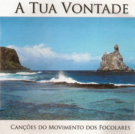 Capa do CD A Tua Vontade