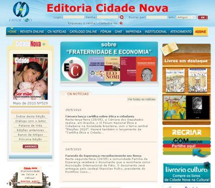Editora Cidade Nova