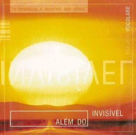 Capa do CD Além do Invisível