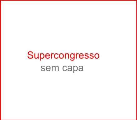 Capa do CD Supercongresso