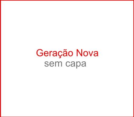 Capa do CD Nova Geração