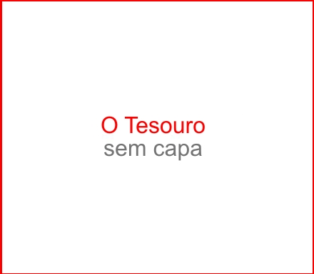 Capa do CD O Tesouro