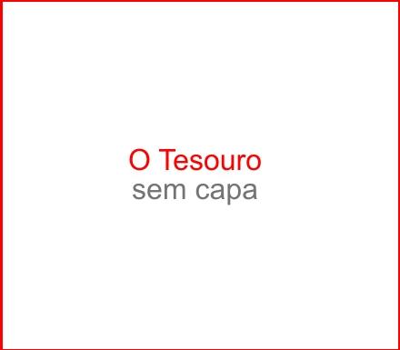 Capa do CD O Tesouro