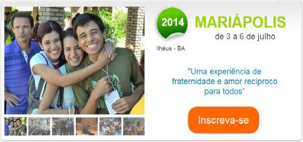 Mariápolis 2014