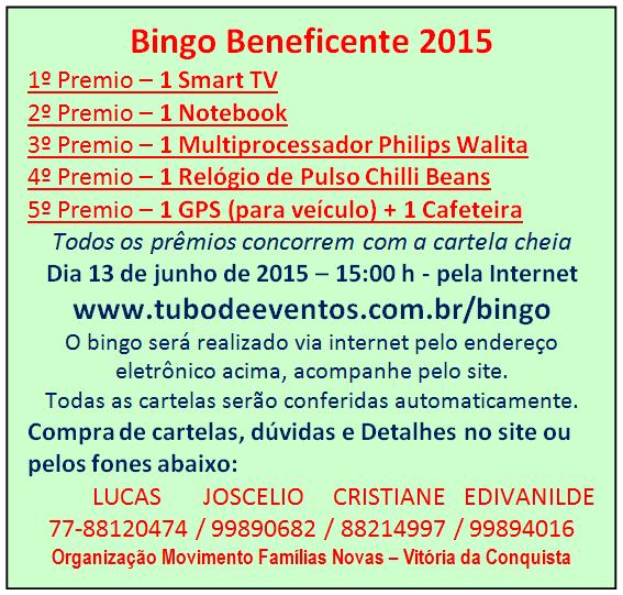 Bingo 2015
